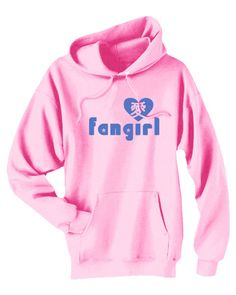 Fangirl Anime Hoodie anime sweatshirt manga by gesshokudesigns