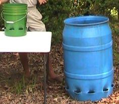 DIY Chicken Waterer   Build A Better Chicken Feeder/Waterer