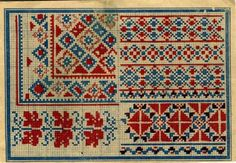 From Russian cross-stitch album Russian Cross Stitch, Cross Stitch Love, Cross Stitch Borders, Cross Stitch Patterns, Cross Stitch Freebies, Embroidery Techniques, Crossstitch, Bead Weaving, Embroidery Applique