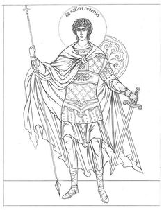 Michaels Adult Coloring Books - 19 Michaels Adult Coloring Books , Get the Coloring Page Michael Myers Byzantine Icons, Byzantine Art, Adult Coloring, Coloring Books, Coloring Pages, Religious Icons, Religious Art, Paint Icon, Learn Art