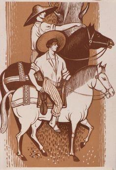 Τάσσος (Αναστάσιος Αλεβίζος) – Tassos (Anastasios Alevizos) [1914-1985] | paletaart – Χρώμα & Φώς Classical Period, Classical Art, Anastasia, Greece Painting, Hellenistic Period, Minoan, Horse Art, Artist Painting, Printmaking
