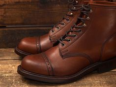 RRL Limited Edition Bowery Boot
