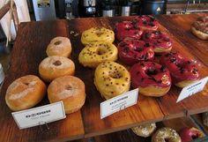 Dough doughnut shop Brooklyn
