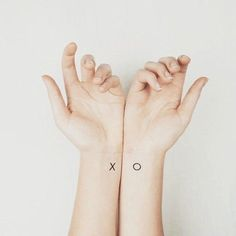 44 Matching Small Best Friend Tattoos Ideas