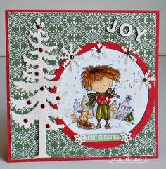 Irene's Scrapbook: Merry Christmas