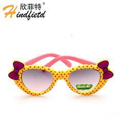 Fashion Colorful Cartoon Children Sunglasses Boys/Girls Gafas Oculos Toad glasses pc frame UV400 Anti-UV What a beautiful image Visit us