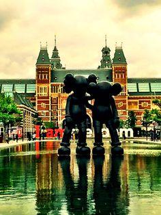 Amsterdam Museumplein #ArtZuid