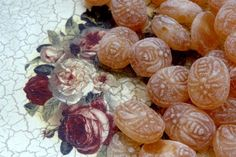 Les bonbons anciens : le bonbon au miel