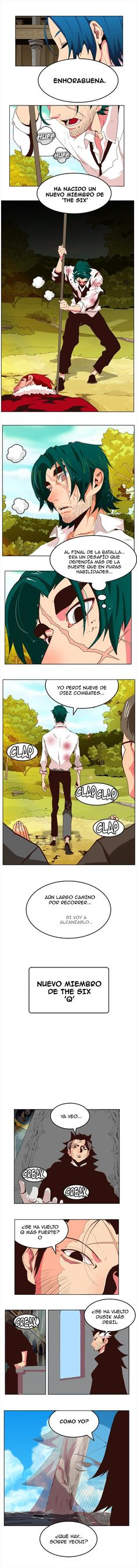 The God of High School - MANHWA - Lector - TuMangaOnline