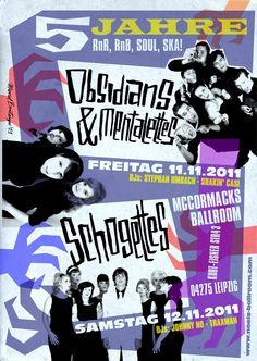 Show Poster Leipzig 2011