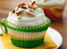 Margarita Cupcakes. Feliz Cinco de Mayo!