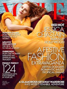 Se tem uma atriz que eu acho bonita de verdade nesse mundo é Jessica Chastain. Ela tem uma beleza arrebatadora, uma presença forte e um quê enigmática e por mais que possa parecer angelical, tem um rosto impactante e incomum, isso sem falar nos cabelos! Jessica Chastain parece uma pintura antiga. Pensando nisso, a GÊNIA …