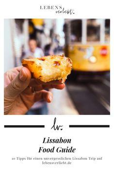 """Ich bin nicht nur lebens- sondern auch """"lissabonverliebt"""" und kann mich an dieser Stadt nicht satt sehen.   Satt essen ist auch schwierig, denn es gibt so viele leckere Hipster Locations. Hier meine 10 Top Tipps für richtige Foodies!  #lissabon #lissabonfoodguide #foodguide #lisbon #lisboa #citytrip #lissabontravel #lissabonfood Lisbon, Hipster, Restaurant, Travel, Food, City, Hipsters, Viajes, Diner Restaurant"""