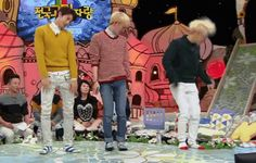 Jonghyun fell