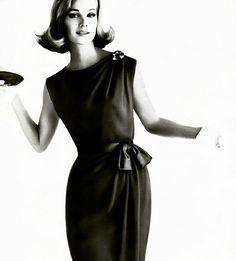 Retro Fashion, Vintage Dresses, Formal Dresses, Collections, Black, Vintage Gowns, Dresses For Formal, Formal Gowns, Black People