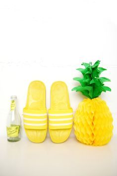 thewhitepepper:  Summer Flip-Flops! Styling  Photography by THE WHITEPEPPER