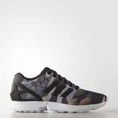 ZX Flux Shoes - Black