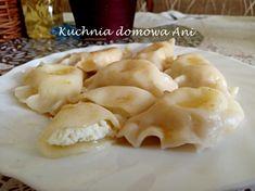Pierogi, Finger Food, Macaroni And Cheese, Cinnamon, Ethnic Recipes, Sweet, Apple, Canela, Candy