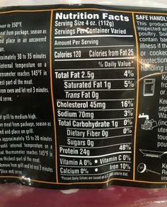Pork 4 oz (112g)   120 cal 2.5 fat 1 carb 24 protein _______________________________ Pork Tenderloin per g = 0.93 Cal, 0.022 Fat, 0.008 Carbs, 0.21 Protein _______________________________ Pork Tenderloin 150g = 140 cal, 3 fat, 1 Carb, 32 Protein _______________________________ Pork Tenderloin 175g = 163 cal, 4 fat, 1.5 carb, 37 protein _______________________________ Pork Tenderloin 200g = 186 cal, 4.5 fat, 2 carb, 42 protein _______________________________ Pork Tenderloin 225g = 209 cal, 5… Protein, Oven, Pork, Fat, Nutrition, Pork Roulade, Kitchen Stove, Pigs, Ovens