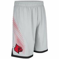 adidas Louisville Cardinals March Madness Basketball Shorts #louisville #cardinals #college