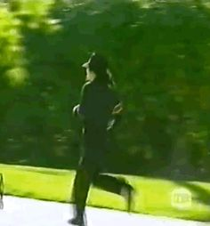 OH the way he runs ♥♥♥ It's with grace and he's feeling very light