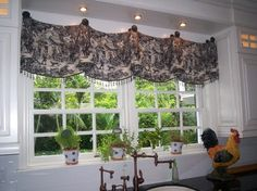 Kitchen Curtains Design Ideas, Pictures, Remodel, and Decor - page 4