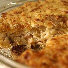 Creamy Tuna and Rice Bake @ allrecipes.com.au