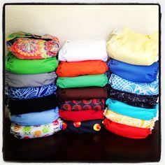 Probably the best cloth diaper guide ever! Goes over how much you will save etc
