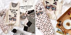 We want ALL the Grumpy Cat PJs from Primark 😻