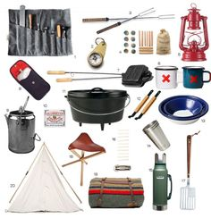 Camping Essentials | HonestlyYUM