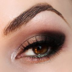 Fall Chic #eyes #makeup