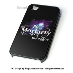 Moriarty Has The Phonebox iPhone 4 4S 5 5S 5C 6 6 Plus , iPod 4 5 , Sa – Resphonebility
