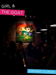 Check out Girl & the Goat