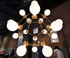 Rosie Li | Lighting design brands to visit during ICFF 2016 - see more at http://modernfloorlamps.net/lighting-design-brands-visit-icff-2016/