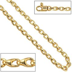 Dreambase Damen-Halskette ca. 45 cm lang 14 Karat (585) Gelbgold 3.2 mm Karabinerverschluss Dreambase http://www.amazon.de/dp/B00AB3Y8A4/?m=A37R2BYHN7XPNV