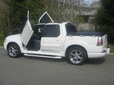 Ford Sport Trac Custom Parts | 2001 Ford Explorer Sport Trac - Surrey, BC owned by XUV-01 Page:1 at ...