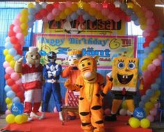 Get the best and reasonable birthday party planner in Ghaziabad with their address, contact number, reviews and rating.