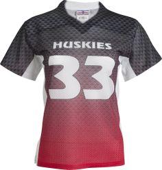 0f1b67a81398 Custom womens replica football jersey. Teamwork Athletic Apparel
