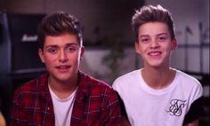 Charlie and Reece