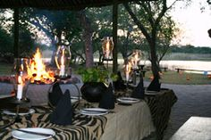 Bonamanzi Game Park - an amazing wedding venue surrounded by the animals!!
