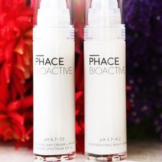 Transform your skin with PHACE BIOACTIVE's Day Cream + Primer SPF 46 (with micronized Niacinamide to enhance clarity and brightness) and our Regenerating Night Cream (with Malic and Mandelic Acids to resurface and clarify). #thephacelife #ph #phbalance #beauty #health #wellness #healthyskin #clearskin #radiant #antiaging #natural #naturalskincare #nontoxic #thephaceglow #selflove #mindfulness #lifestyle #detox #skin #skincare #cosmetics