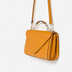 Image 3 of CROSS BODY BAG WITH ADJUSTABLE STRAP from Zara