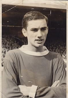 George Best makes his debut for Manchester United against West Brom