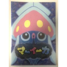 Pokemon Center 2014 Inkay Campaign A4 Size Clear File Folder