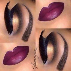 Fall Makeup Ideas | Glamureyesz