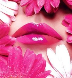Love this pink hot lips. What do you think?
