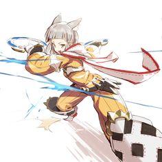 Xenoblade Chronicles 2 Nia/Niyah