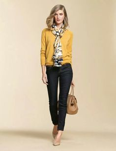 Love this Fall outfit :-)