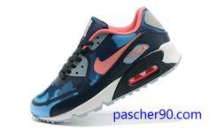 Femme Nike Air Max 90 HYP PRM 0064 - Vendre Pas Cher Air Max Chaussures en pascher90.com