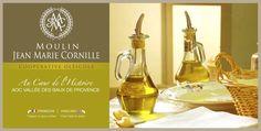 Huile AOP des Baux de Provence - Moulin Jean-Marie Cornille